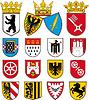 Wappen der Städte in Deutschland
