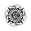 Maya-Sonnensymbol