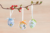 ID 4246443 | Easter eggs on flowering branch | 높은 해상도 사진 | CLIPARTO
