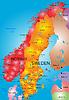 Norwegen und Schweden