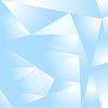 abstrakter High-Tech-Design hellblau