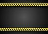 Danger Band abstrakten Hintergrund