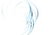 Векторный клипарт: Абстрактные синие волны корпоративный фон