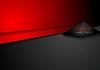 Векторный клипарт: Концептуальная темно технологии полосатый фон