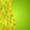 Векторный клипарт: Яркий волнистый фон