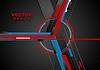 Векторный клипарт: Абстрактный плоским техническое образование