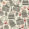 Seamless Pattern Ferien