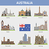 Australia | Stock Vector Graphics
