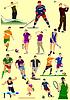 Nur wenige Arten von Sport-Spiele. Fußball, Eishockey,