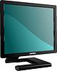 Flacher Computer-Monitor