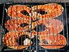 ID 4117643 | Frische Fische auf Grillen-Sticks | Foto mit hoher Auflösung | CLIPARTO
