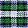 nahtlose Muster schottischen Tartan Black Watch