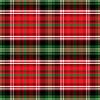 nahtlose Muster schottischen Tartan Stewart