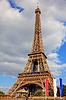 Eiffelturm in Paris, Frankreich | Stock Foto