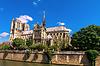 Kathedrale von Notre Dame de Paris | Stock Foto