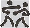 Векторный клипарт: бокс значок
