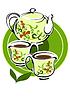 Tee-Utensilien