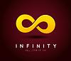 ID 4374456 | Symbol of infinity | Klipart wektorowy | KLIPARTO
