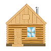 Holz-Haus