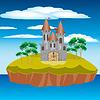 Festung auf der Insel