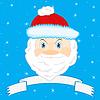 Festliche Weihnachtsmann