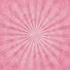 Rosa Aquarell-Hintergrund mit Strahlen