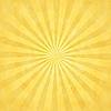 ID 4118176 | Żółte tło akwarela z promieniami | Klipart wektorowy | KLIPARTO