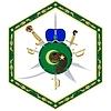 Turban, Schild und Schwert