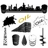 Stellen Ölindustrie Einrichtungen