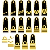 Vector clipart: Lithuanian Navy insignia