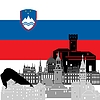 Векторный клипарт: Словения
