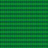 Grüne nahtlose Muster mit Rauten