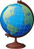 ID 4081860 | Szkoła globe | Klipart wektorowy | KLIPARTO