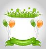 nette Art Hintergrund für die St. Patrick `s Day