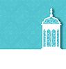 Arabisch Zierlampe für Ramadan Kareem