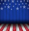 USA-Stil Hintergrund, leere Holztisch