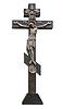 ID 4296624 | Kreuz mit den gekreuzigten Jesus Christus | Foto mit hoher Auflösung | CLIPARTO