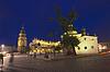 ID 4485187 | Krakau Altstadt Hauptmarkt | Foto mit hoher Auflösung | CLIPARTO