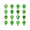 St. Patrick Day Set | Stock Vektrografik