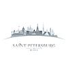 Sankt Petersburg - Skyline der Stadt
