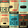 ID 4199090 | Hockey Poster | Illustration mit hoher Auflösung | CLIPARTO