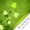 St. Patricks Day Hintergrund | Stock Vektrografik