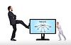 ID 4111309 | Seo monitor z systemem | Foto stockowe wysokiej rozdzielczości | KLIPARTO