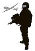 ID 4477107 | Future Soldier | Klipart wektorowy | KLIPARTO