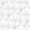 Векторный клипарт: бесшовные модели - геометрический объем современный