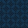 nahtlose Muster - blau und schwarz Diagonale abstrakte