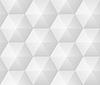 Векторный клипарт: бесшовные модели - геометрическая современный шестиугольник многоугольник