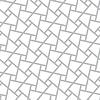 Векторный клипарт: бесшовные модели - poligonal геометрическая современный Simpl
