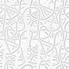 Векторный клипарт: Непрерывные блокировки формы, как спагетти.