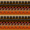 ID 4305210 | Seamless ethnic pattern with elements of Egyptian | 向量插图 | CLIPARTO